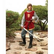 Young Knightly Tunic & Mail